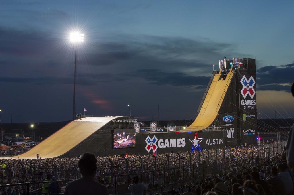 X Games Austin 2014 - June 7, 2014
