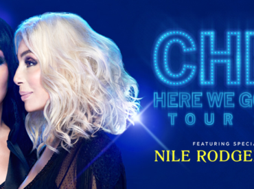 Cher Here We Go Again Tour 2019