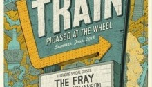Train Announces Picasso At The Wheel Tour (PRNewsFoto/Live Nation Entertainment)